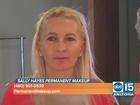 Sally walks us through permanent makeup consult