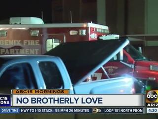 Three stabbed during Phoenix domestic dispute