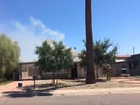 30 firefighters respond to central PHX blaze