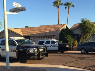 PD: Barricaded Ahwatukee suspect surrenders