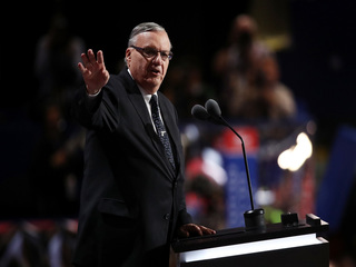 Arpaio speaks out about pardon from Trump