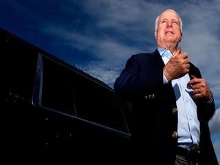 Sen. McCain to face Ann Kirkpatrick in November