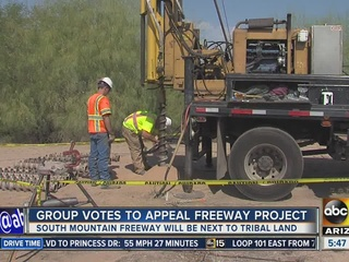 Gila River to appeal S. Mtn. freeway decision