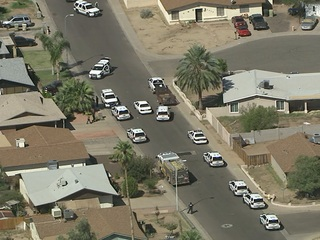 Glendale PD investigating shots fired amid fight
