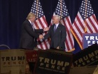 VIDEO: Mike Pence, Donald Trump speak in PHX