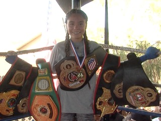12-year-old Valley boxer is a 4-time state champ