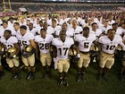 Army pulls football video after prayer complaint