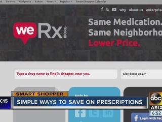 Save on prescriptions without health insurance