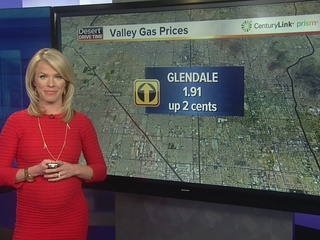 Cheapest gas in the Valley is North Phoenix