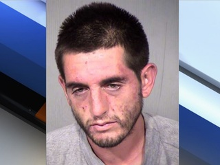 PD: Mentally-challenged man attacked at PHX park