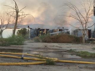 'Suspicious' fire under investigation in Buckeye
