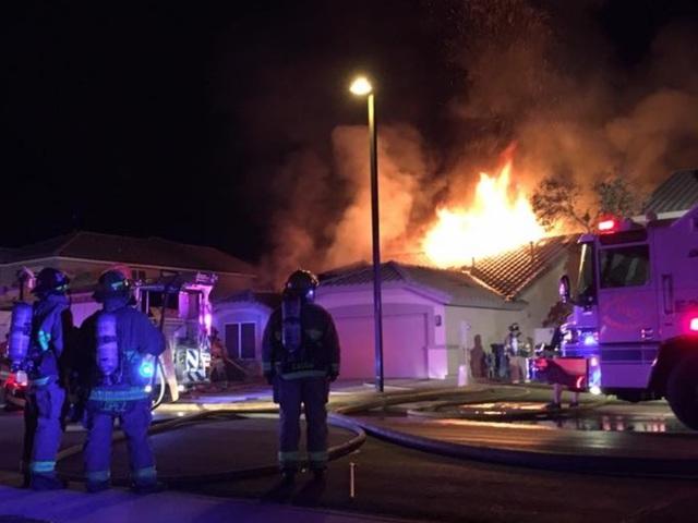 Feds investigating plane crash in subburban Phoenix home