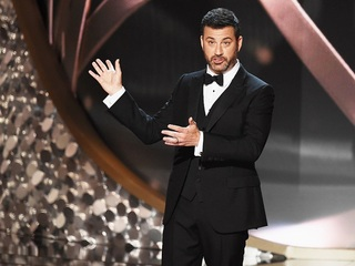 Jimmy Kimmel pokes fun at Trump at the Emmys