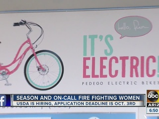 Deal of the day: Electric bikes in Scottsdale