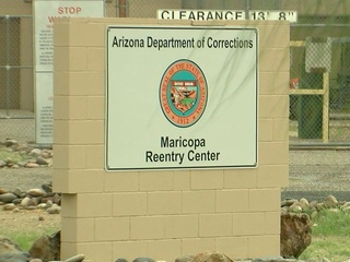 Protest held to oppose PHX transitional housing