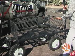 A new heavy duty cart