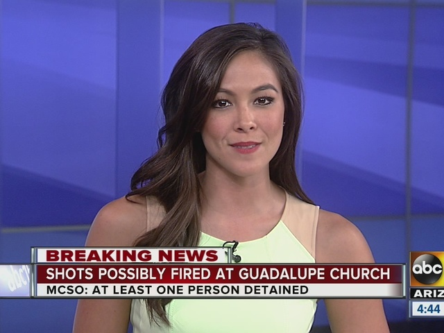 Police: Shots possibly fired at Guadalupe church