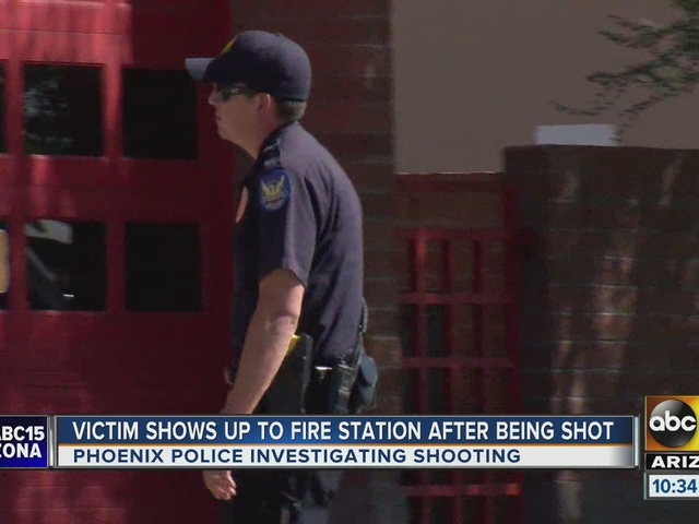Police searching for shooter in Phoenix