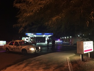 PD: Man ID'd in deadly gas station shooting
