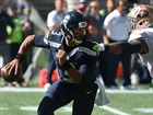Seahawks' Wilson suffers ugly-looking injury