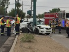 PD: One killed in north Phoenix crash