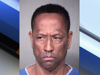Suspect ID'd after stabbing wife Saturday in PHX