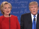 Clinton, Trump face off in first debate