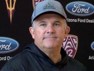Todd Graham unconcerned about ASU's slow starts