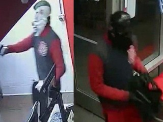 Juveniles arrested in clown mask armed robberies