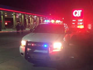 PD: Shooting outside of QT kills one person
