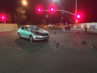 PD: Deadly crash at 94th St./Cactus Rd.