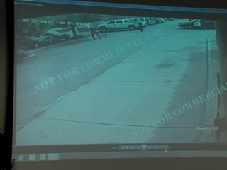 RAW: Video released of CA police shooting