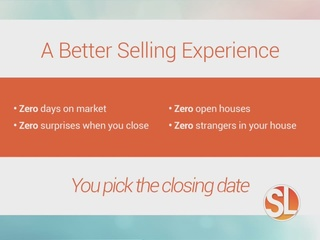 Take the hassle out of selling your home