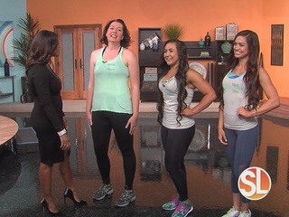 All-women fitness studio