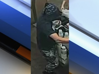 Phoenix PD looking for armed robbery suspect