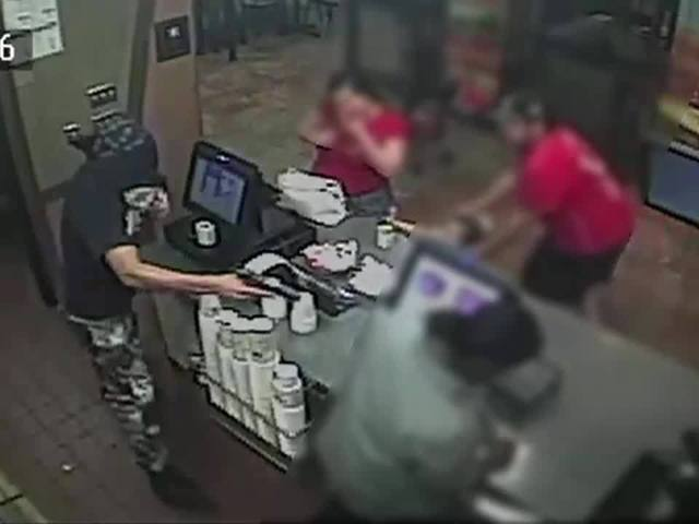 Robbery at West Phoenix Jack in the Box