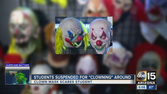 2nd girl charged in clown threats to Maryland schools