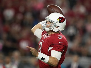 Carson Palmer injured late in Cardinals' win