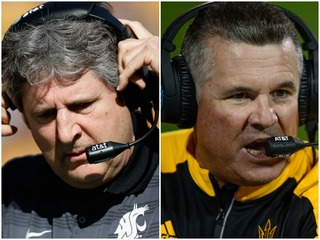 WSU coach fined for comments about ASU football