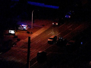 PHX PD: Pedestrian hit by vehicle(s), killed
