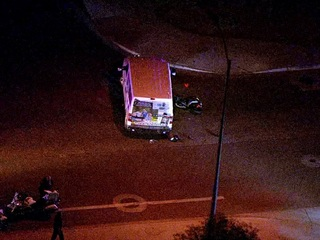 PHX PD: One killed in motorcycle/van crash