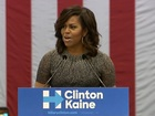 Michelle Obama stumps for Clinton in Phoenix