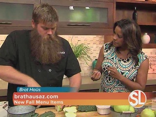 Fall dishes and holiday catering