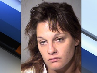PD: Woman runs down 2 men with car in PHX lot