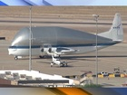 NASA's 'Super Guppy' plane lands in Mesa