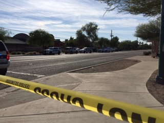 PD: 1 person injured during Phoenix shooting
