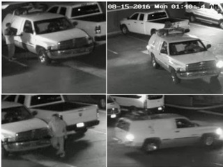 Mesa police continue search for gas siphoners