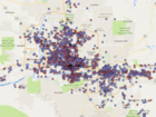 MAP: Search local sex offenders before Halloween