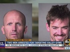 2 arrested for breaking into lockers at PHX gyms