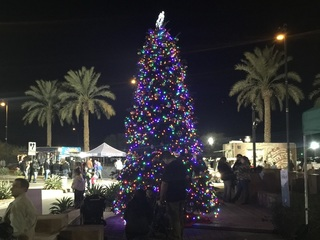 15 tree-lighting ceremonies to see in the Valley